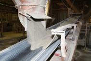 Instalaciones de un atomizador en una planta de cogeneración cerámica.