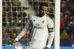 La Liga Santander - lt;HIT gt;Levante lt;/HIT gt; v Real Madrid