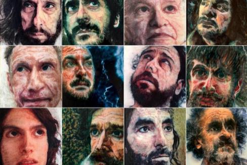 José María Cano: 12 apóstoles entre El Greco, Zurbarán, Goya, Velázquez...