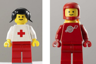 Muñecos Lego