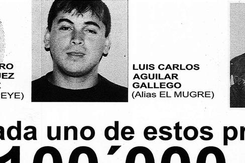 El Mugre de Dios: el sicario de Pablo Escobar que ha terminado de 'cura' en Murcia
