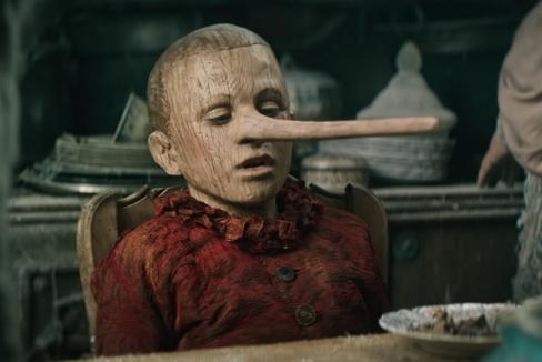 Una imagen de 'Pinocho', de Matteo Garrone.