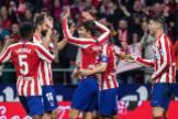 El Atlético remonta ante el Villarreal con un gol de Joao Félix