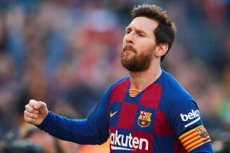 Messi indulta a Bartomeu