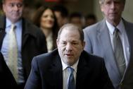 Harvey Weinstein: culpable de agresión sexual y violación