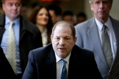 Harvey Weinstein: culpable de agresión sexual y violación