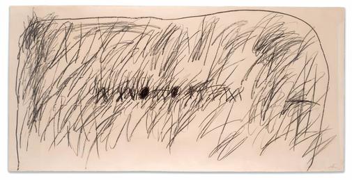 'Arc i guixades', de Antoni Tàpies.