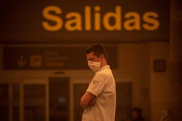 Un médico italiano que estaba de vacaciones en Canarias da positivo en coronavirus