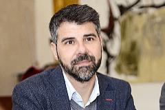 El presidente del Instituto Mallorquín de Asuntos Sociales, Javier de Juan.