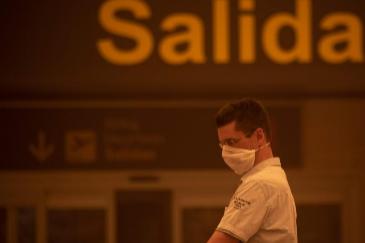 Un  italiano da positivo en coronavirus y ponen en cuarentena a 1.000 personas de su hotel