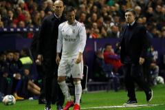 Hazard, en el Ciutat de Valencia / Reuters