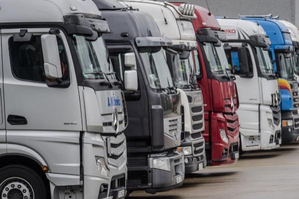 España lidera las caídas entre los cinco principales mercados europeos de camiones