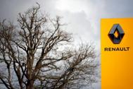 Un logo de un concesionario de Renault en Nantes