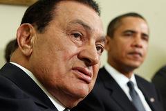 El ex presidente egipcio, Hosni Mubarak.
