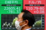 Los bancos acusan hoy el riesgo de un nuevo frenazo de la economía por el coronavirus