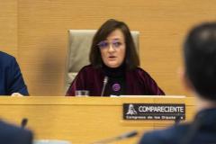 La nueva presidenta de la AIReF, Cristina Herrero.