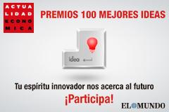 100 Mejores Ideas. Actualidad Económica premia la innovación; abierto el plazo de inscripción