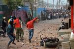 Diez muertos y centenares de heridos en protestas en la India durante la visita de Donald Trump