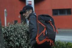 Josu Ternera, instantes antes de ser detenido en Francia en mayo de 2019.