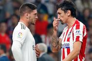 Así funcionaba la trama de fichajes que trajo a Jovic y Savic a jugar a España