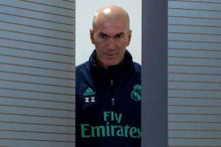 Zidane prueba ante Guardiola su impecable currículum