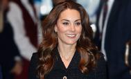 Kate Middleton asistió al musical Dear Evan Hansen en el Noël Coward Theatre de Londres