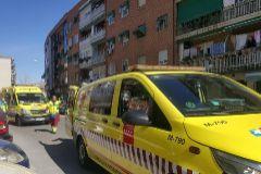 GRAF7066. lt;HIT gt;FUENLABRADA lt;/HIT gt; (MADRID).- Fotografía facilitada por Emergencias 112 Comunidad de Madrid. Una mujer de 75 años ha sido asesinada por su marido, que luego se ha autolesionado, en su domicilio de lt;HIT gt;Fuenlabrada lt;/HIT gt; (Madrid), ha informado la Policía Nacional, que considera que se trata de un caso de violencia machista.  Comunidad de Madrid ***SOLO USO EDITORIAL // NO VENTAS***