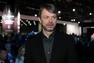 Mike Manley, CEO de FCA, durante el Salón de Detroit