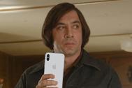 Javier Bardem nunca usaría un iPhone en 'No es país para viejos'