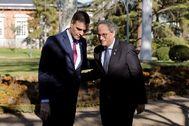 Carles Puigdemont controlará la mesa cuando Quim Torra sea inhabilitado