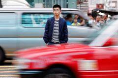El líder estudiantil Joshua Wong.