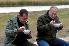 El día a día de Putin: con catador y sin doble ni teléfono móvil
