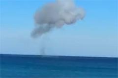 Muere un comandante de la Patrulla Águila al estrellarse su avión frente a La Manga