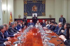 """El ministro de Justicia traslada al CGPJ que hay """"base"""" para confiar en un acuerdo con el PP para su renovación"""