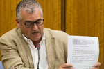 El TSJA archiva la denuncia por la espantada de los ex consejeros y deja tocada la comisión de la Faffe
