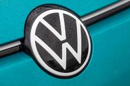 Un frontal de un Volkswagen ID.3