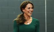 Kate Middleton ha lucido su look más asequible