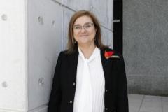 Patricia Muñoz, Jefa de Microbiología del Hospital Gregorio Marañón.