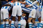 Januzaj coloca tercera a la Real Sociedad