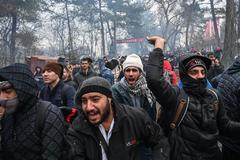 La ONU asegura que hay al menos 13.000 migrantes en la frontera entre Turquía y Grecia