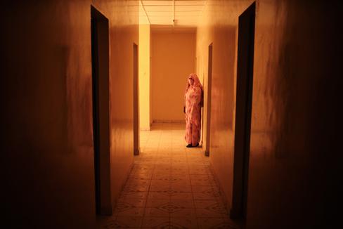 """""""Me puse en marcha cuando vi cómo violaban a mi madre. Ella me pidió que huyera y aquí estoy"""""""