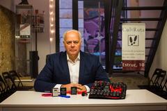 El fundador y presidente de Fabulor, Gianni Gazze.