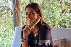 Indignación con Paula Echevarría por su foto en África