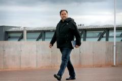 Junqueras sale de prisión para dar clases en la universidad cinco meses después de su condena a 13 años