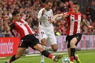 Copa del Rey entre Athletic y Granada