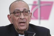 Juan José Omella, nuevo presidente de la Conferencia Episcopal.