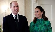Los duques de Cambridge durante su visita a Irlanda. Foto: Gtresonline.