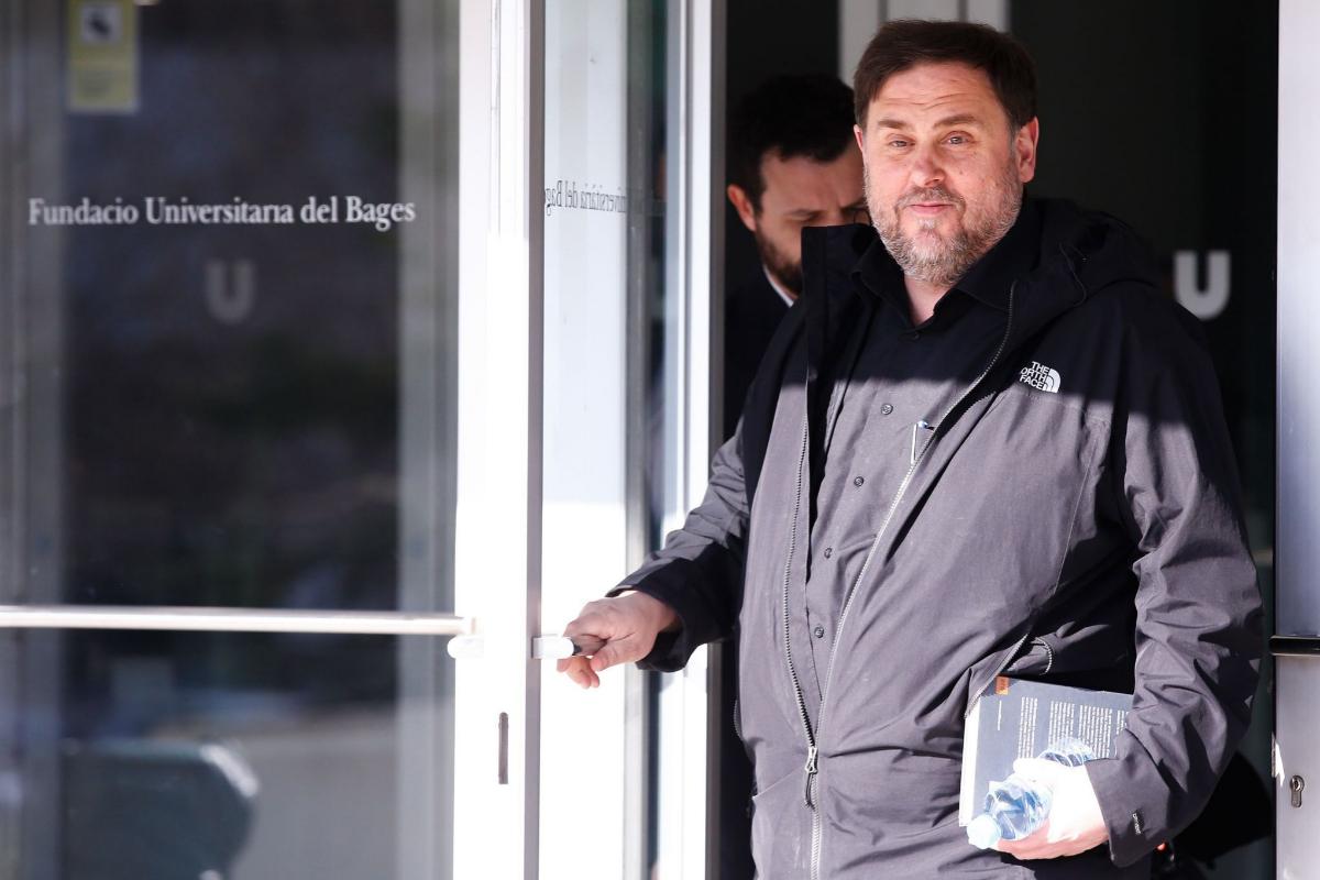 La justicia europea rechaza tomar medidas cautelares para que Oriol Junqueras pueda ser eurodiputado