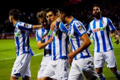 Copa del Rey - Semi Final - Second Leg - Mirandes v lt;HIT gt;Real lt;/HIT gt; lt;HIT gt;Sociedad lt;/HIT gt;