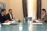 Reunión del Plan Planifica de la Diputación Provincial, este jueves, en Alicante